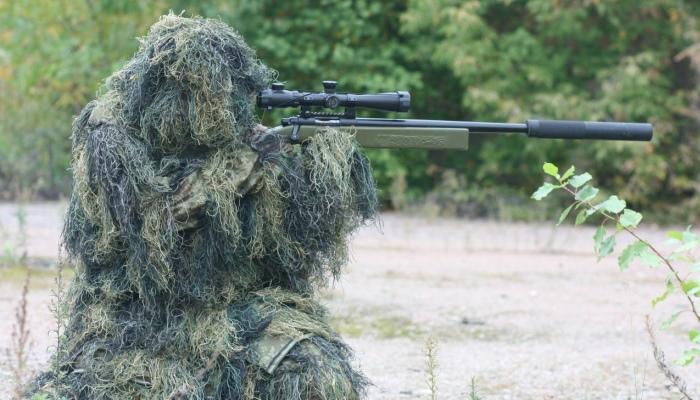 Подготовка снайперов в РФ