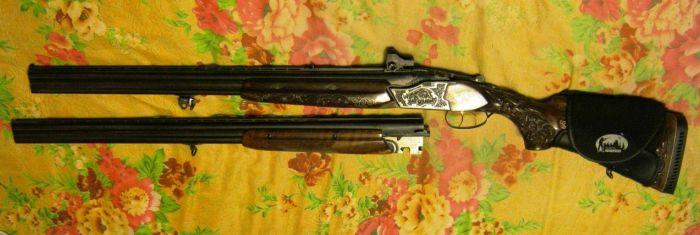 Комбинированное ружье