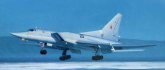 Бомбардировщик Ту-22М