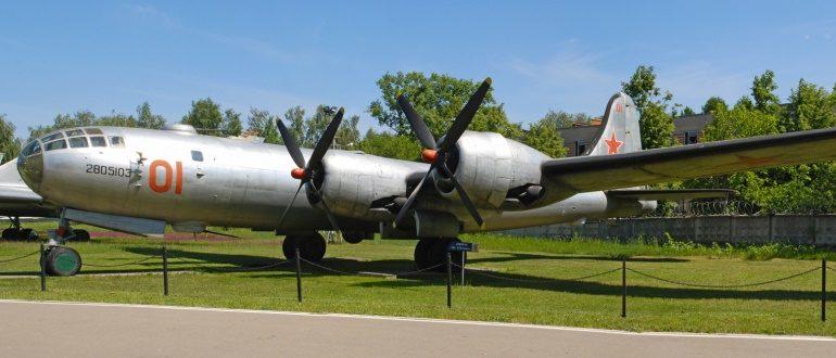 Бомбардировщик Ту-4