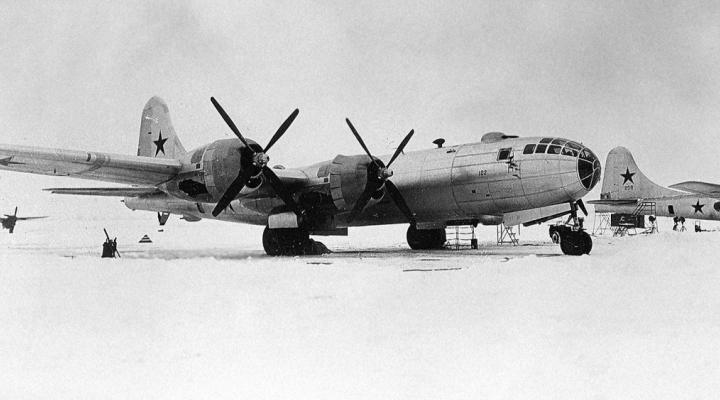 Конструкция Ту-4