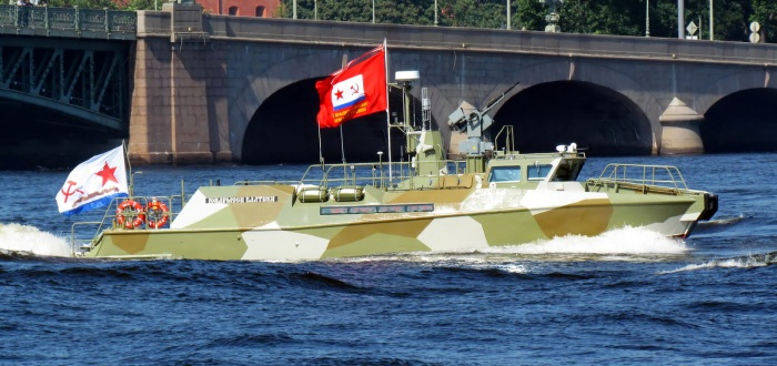 П-280 пка «Юнармеец Балтики»