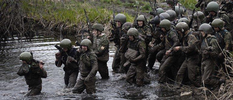 Служба в спецназе по призыву