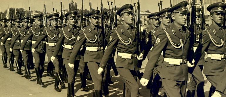 Сколько служили в армии СССР