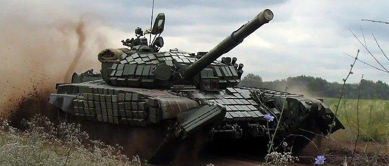 Служба в танковых войсках