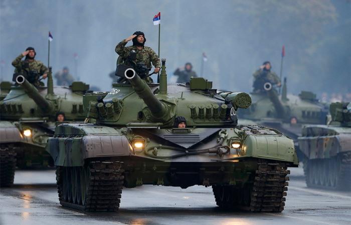 Проблемы Танковых войск