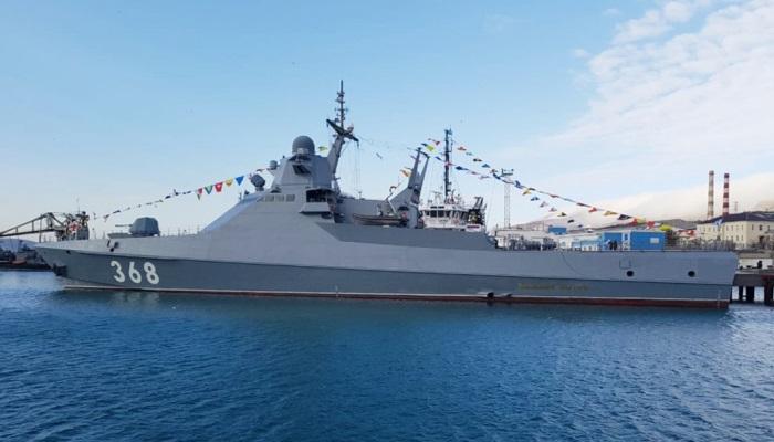 Десантно-штурмовая лодка
