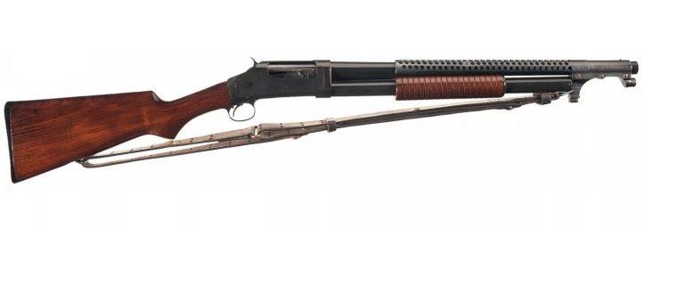 Ружье Winchester M1897
