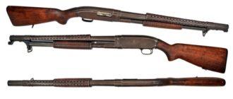 Ружье Winchester M1912