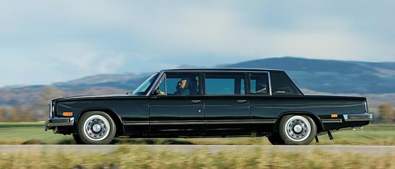 Лимузин ЗиЛ-4104