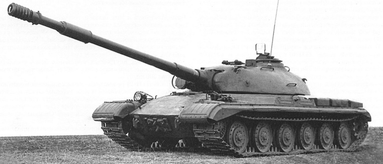 Танк «объект 770»