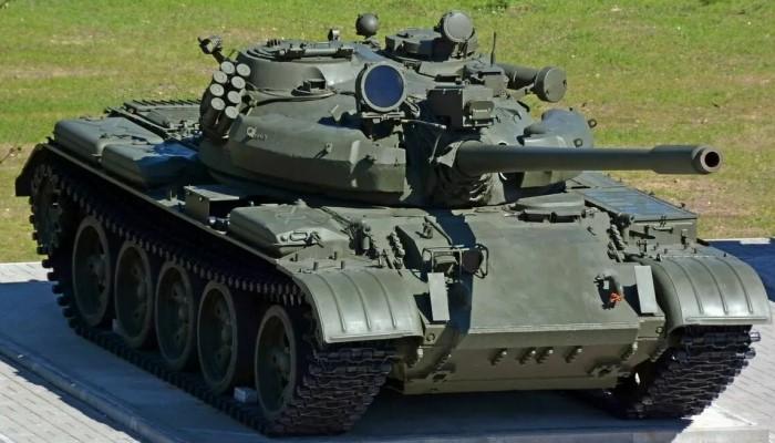 Конструкция советского танка