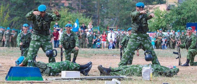 Воинская часть 32364 11-я ДШБ