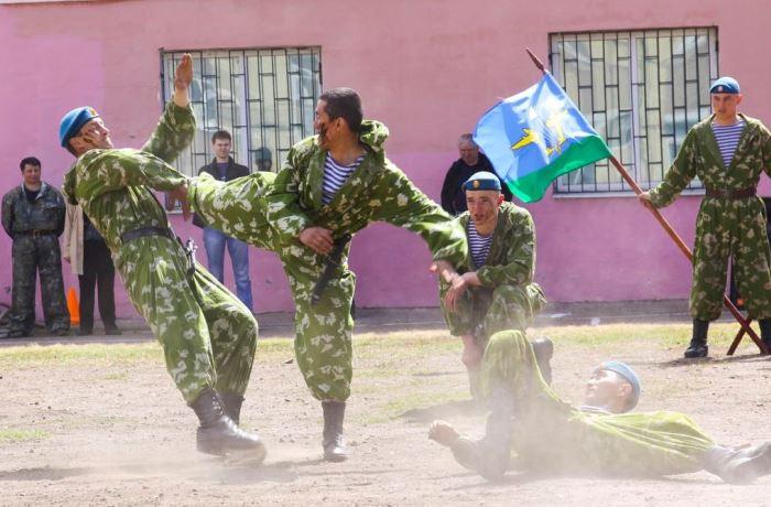 Военная тренировка