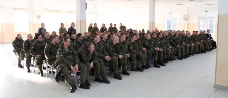 Воинская часть 54801 247-й ДШП