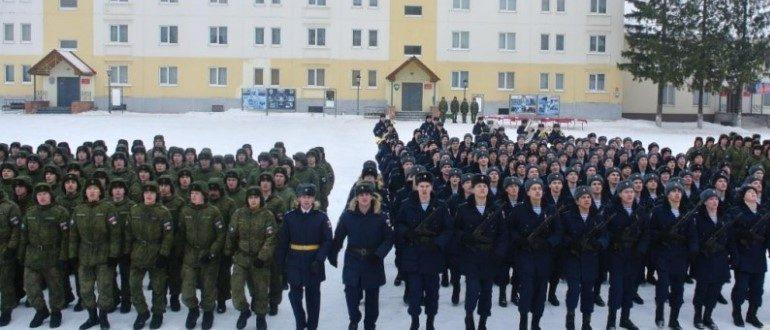 Воинская часть 62295 217-й ПДП