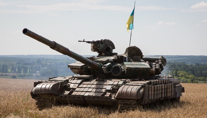 Вооружение танка