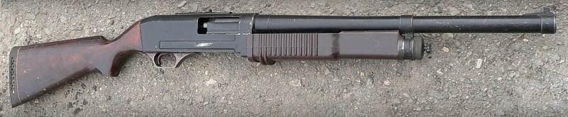 Обновленная модель со стволом 490 мм
