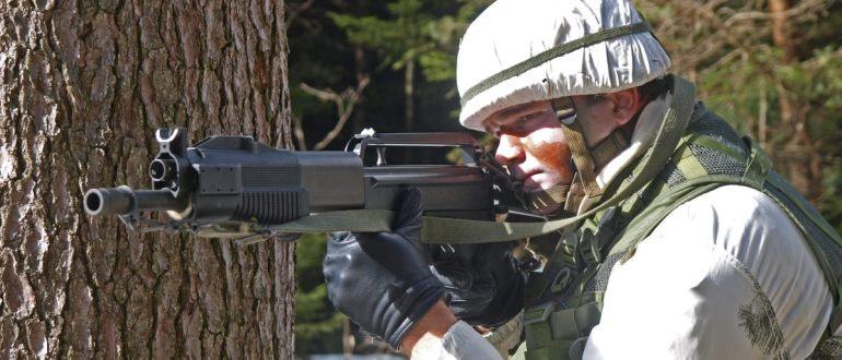 Дробовик Franchi SPAS-15