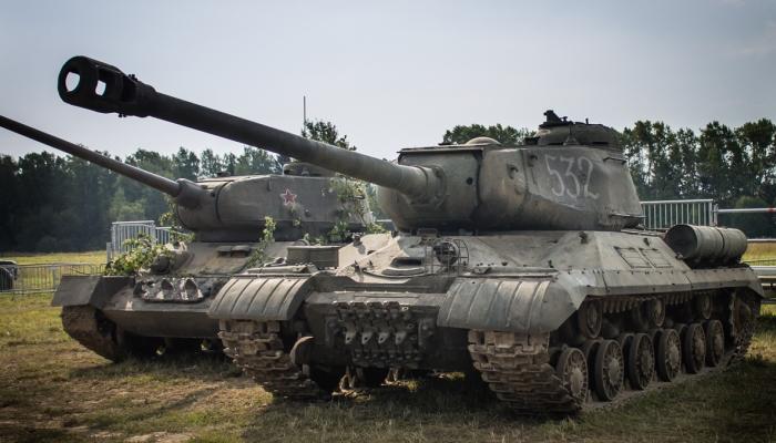 Использование танка