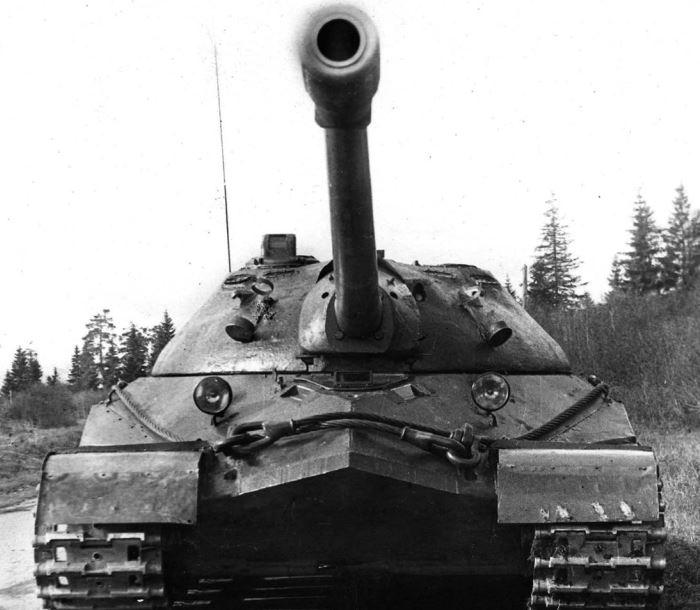 Ходовая часть танка