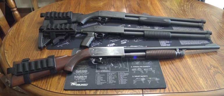 Ружье Ithaca Model 37