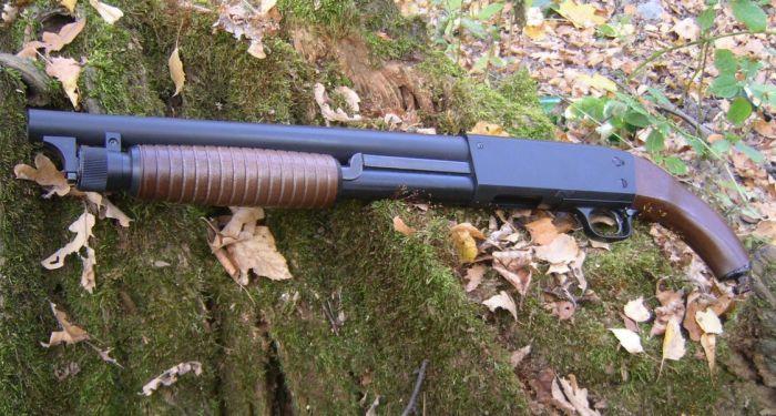 Ружье Ithaca 37