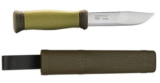 Нож и чехол