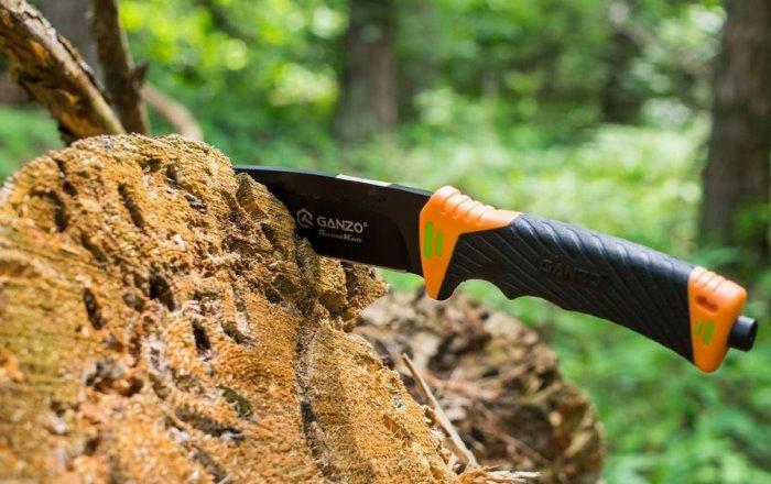 Использование ножа