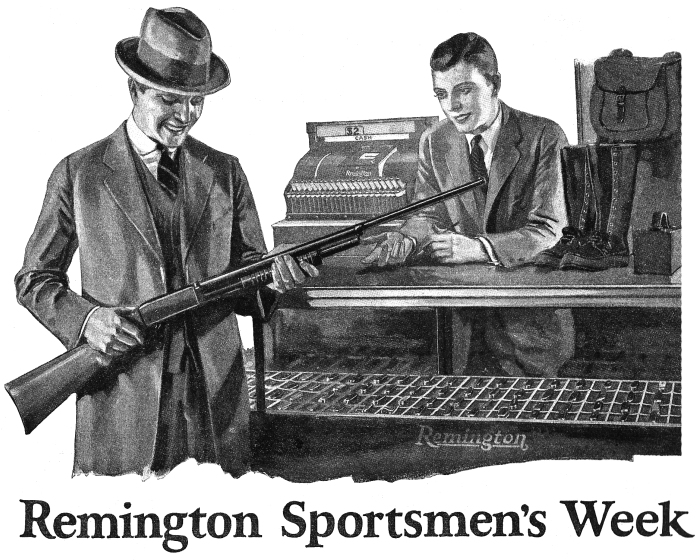 Продажа спортивных ружей
