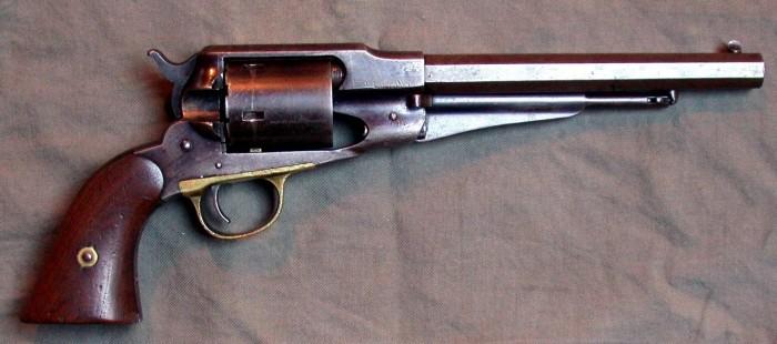 Револьвер Remington M1858