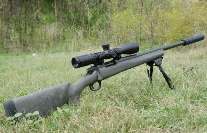 Современный вариант Remington 700