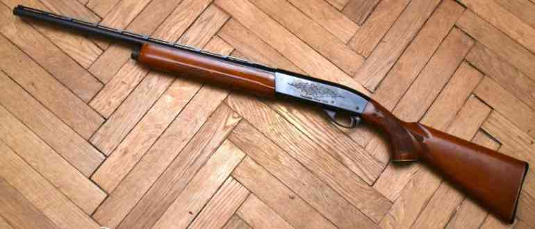 Ружье Remington 1100