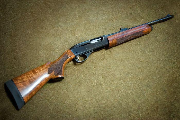 Внешний вид ружья