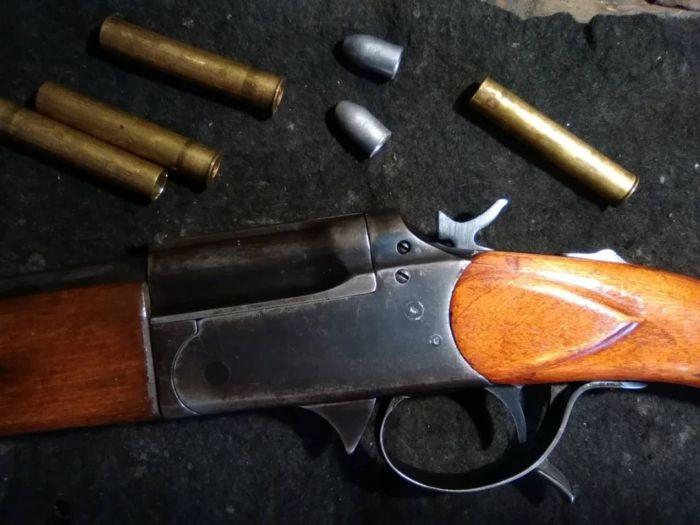Пули, патроны и ружье