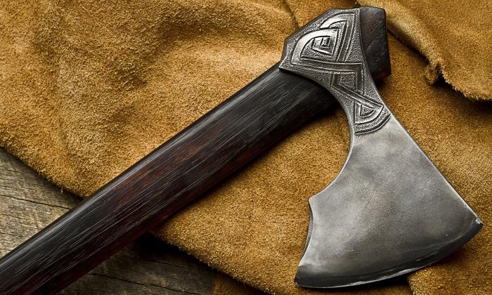 Топор викинга