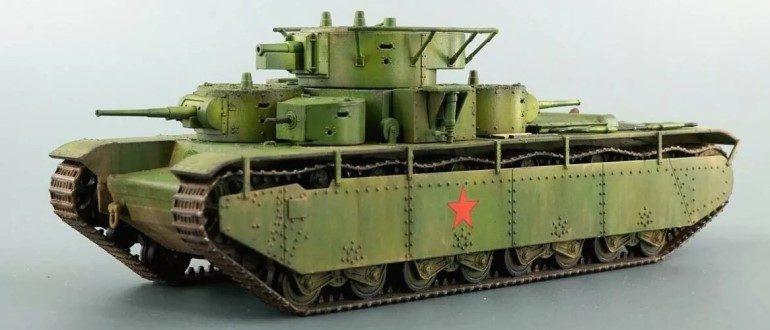 Танк Т-35