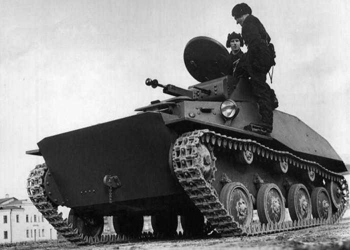 Служба на танке