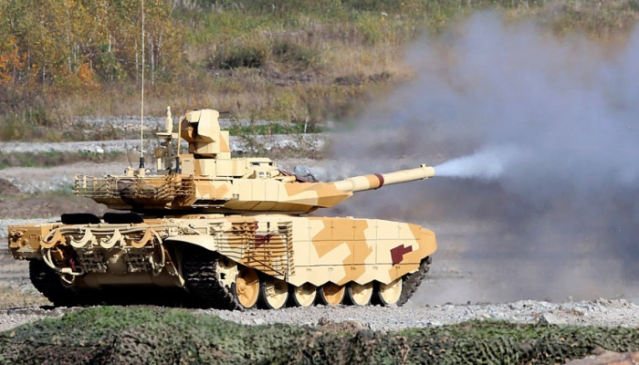 Эксплуатация танка