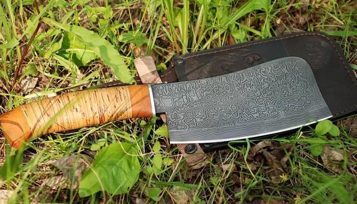 Красивый дизайн ножа