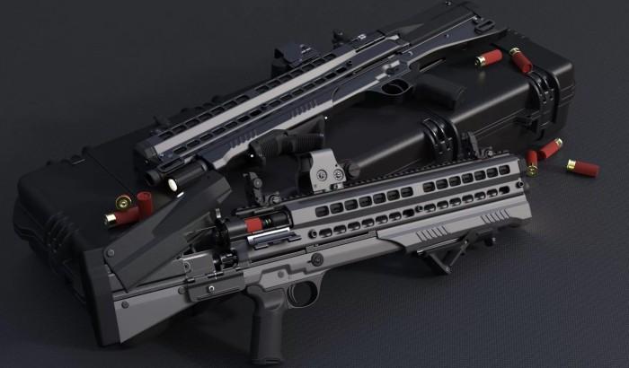 Дробовик Utas UTS-15