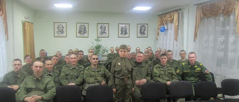 Воинская часть 06705 36-я ОМСБр