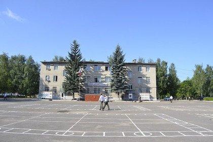 Здание казармы