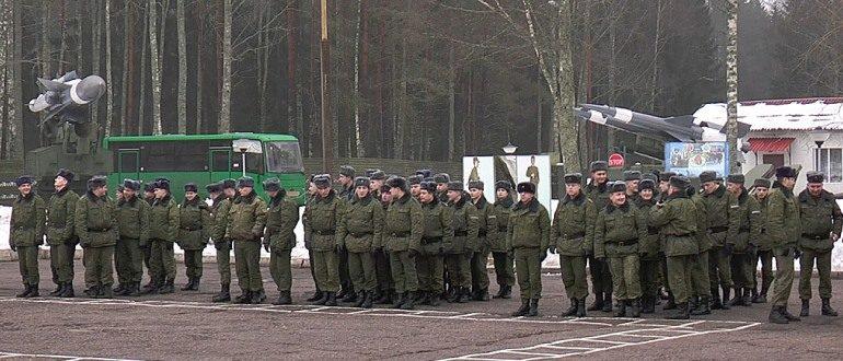 Воинская часть 28037 1490-й ЗРВ ПВО