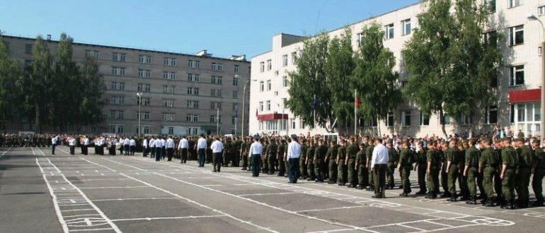 Воинская часть 30616-4 419-й УМСП