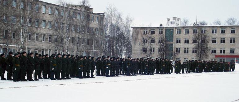 Воинская часть 30616-6 523-й УМСП