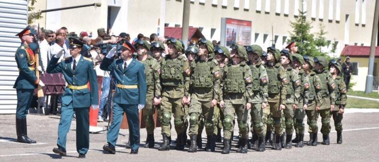 Воинская часть 31134 15-й МП