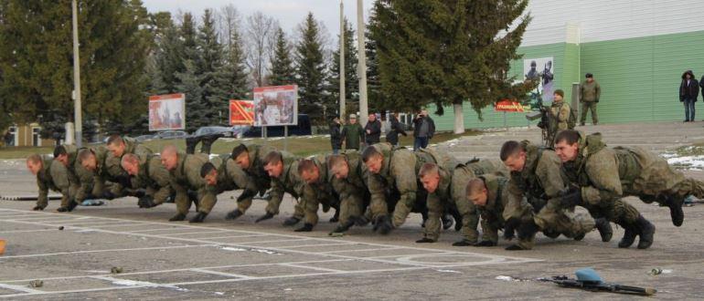 Воинская часть 31135 1-й МП