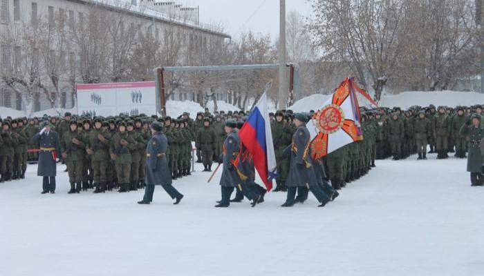 Вынесение знамя