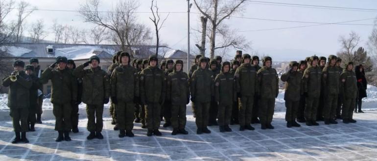Воинская часть 46102 57-я ОМСБр